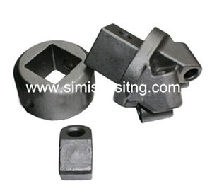 alloy steel investment casting drilling parts