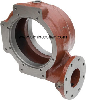 pump body steel casting