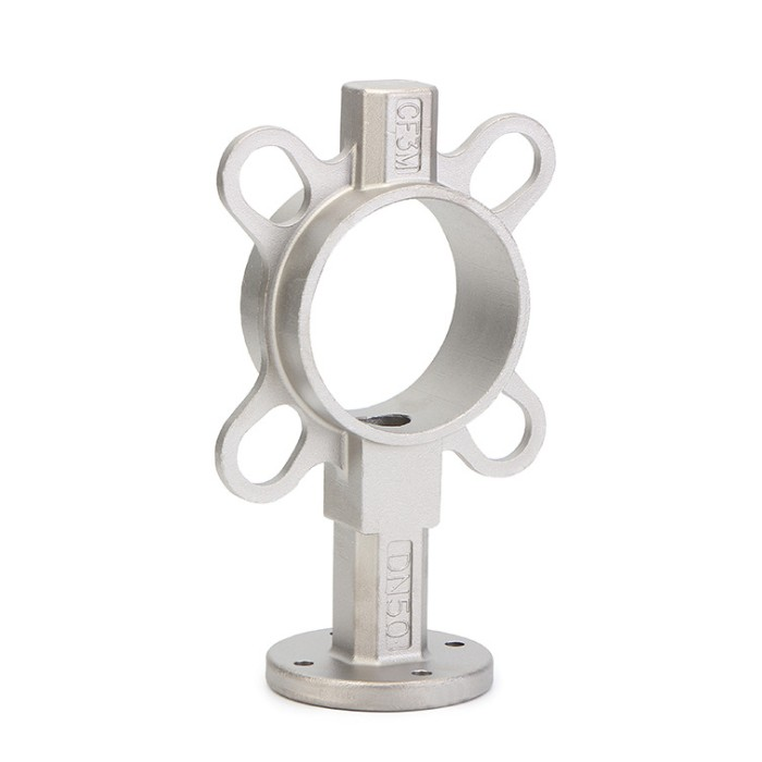 DN50 Stainless steel Butterfly valve body