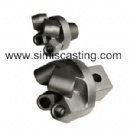 stainless steel investment casting drilling bits
