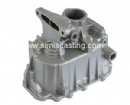 aluminum die casting - housing