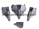 investment casting - agricultural machinery parts