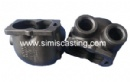 shell mold Iron Casting parts - Closures