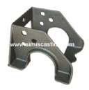 China Carbon steel investment casting
