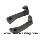 Ductile Iron Investment Casting Part for auto