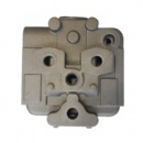 Hydraulic valve body casting parts