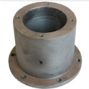 Customized cast iron bearing sleeve